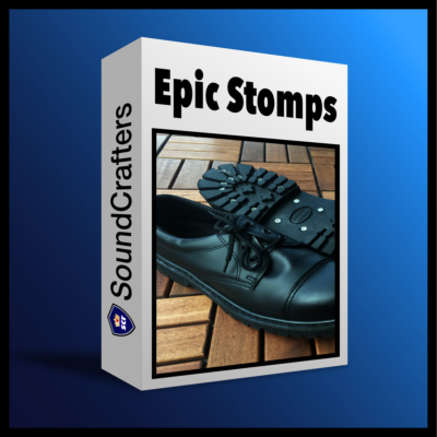Sample Pack - Epic Stomps