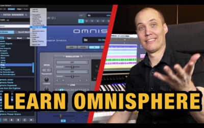 Learn Omnisphere – Free Tutorial
