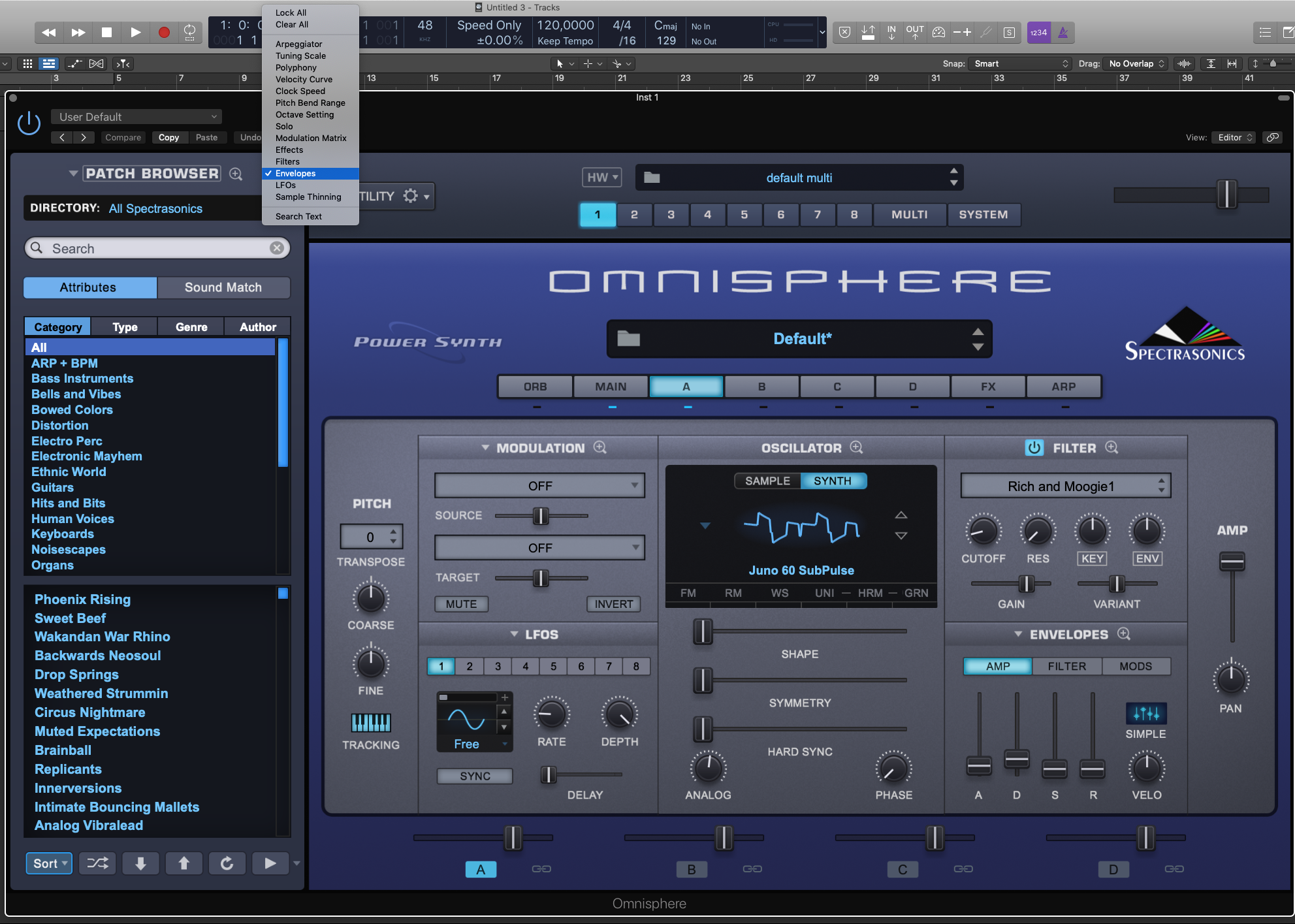 Omnisphere Tips – Sound Lock (Amazing!)